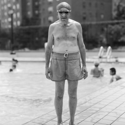 Asser Levy Pool
