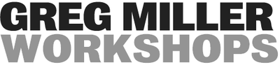 Greg Miller Workshops